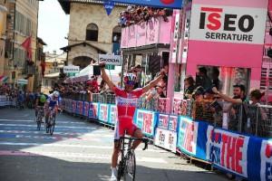 Assisi protagonista dell'undicesima tappa del Giro d'Italia 2018