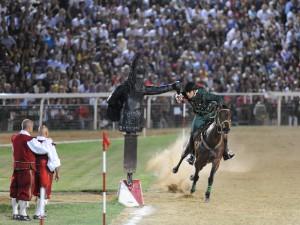 L'Umbria si immerge nella storia, torna la Quintana di Foligno